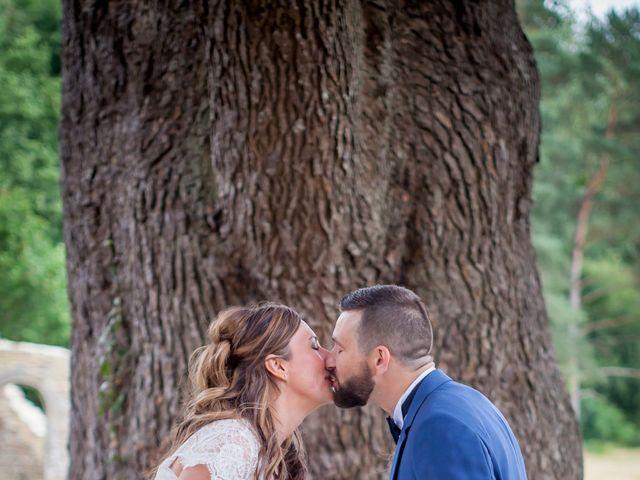 Le mariage de Florian et Audrey à Maxent, Ille et Vilaine 53