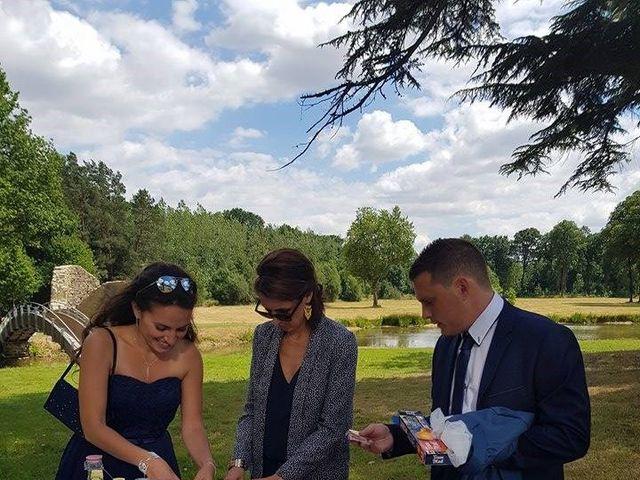 Le mariage de Florian et Audrey à Maxent, Ille et Vilaine 55