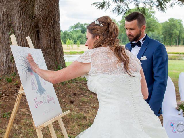 Le mariage de Florian et Audrey à Maxent, Ille et Vilaine 58