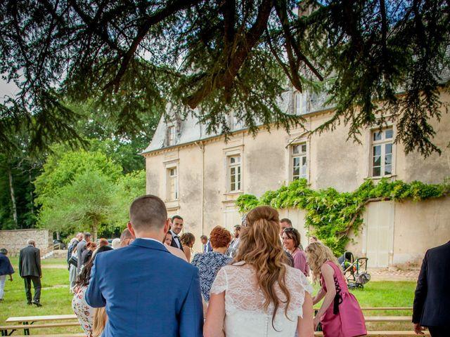 Le mariage de Florian et Audrey à Maxent, Ille et Vilaine 65