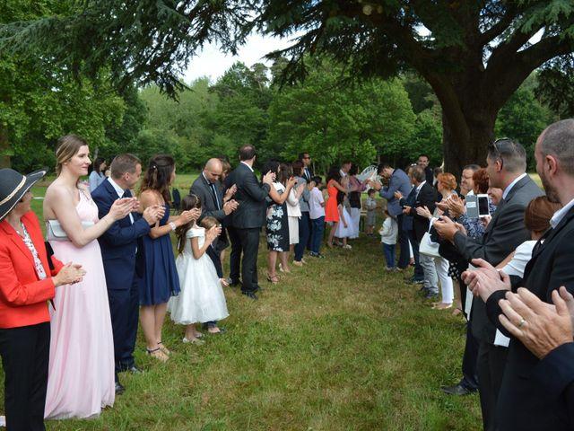 Le mariage de Florian et Audrey à Maxent, Ille et Vilaine 67