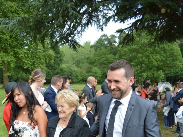 Le mariage de Florian et Audrey à Maxent, Ille et Vilaine 68