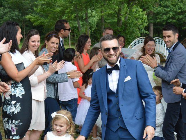 Le mariage de Florian et Audrey à Maxent, Ille et Vilaine 69