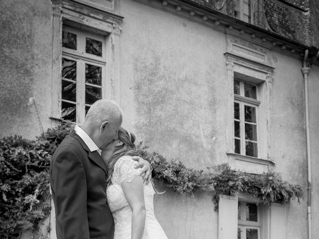 Le mariage de Florian et Audrey à Maxent, Ille et Vilaine 73