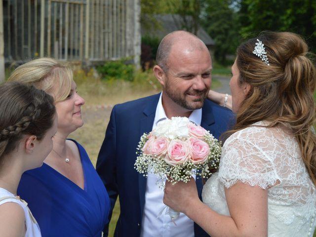 Le mariage de Florian et Audrey à Maxent, Ille et Vilaine 74