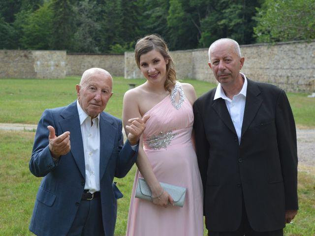 Le mariage de Florian et Audrey à Maxent, Ille et Vilaine 75