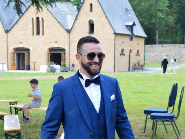Le mariage de Florian et Audrey à Maxent, Ille et Vilaine 77