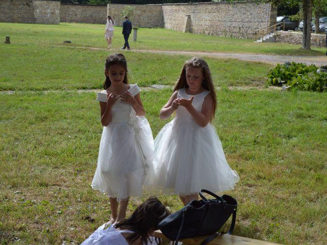Le mariage de Florian et Audrey à Maxent, Ille et Vilaine 80