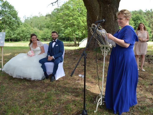 Le mariage de Florian et Audrey à Maxent, Ille et Vilaine 81