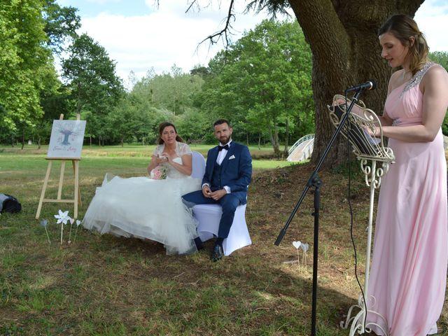 Le mariage de Florian et Audrey à Maxent, Ille et Vilaine 82
