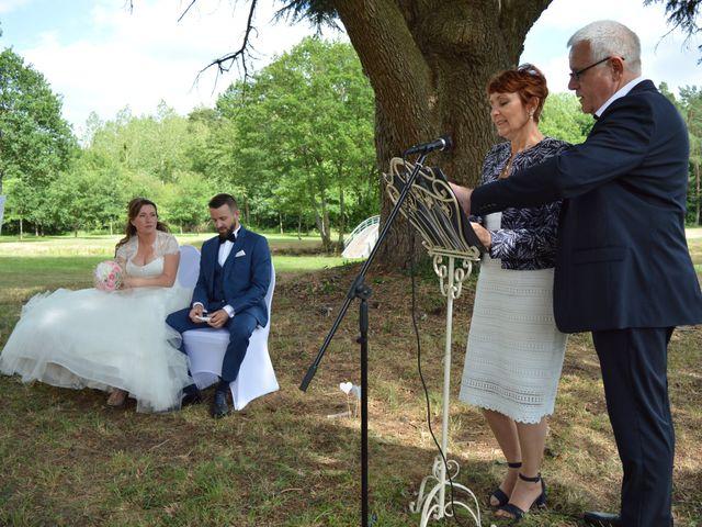 Le mariage de Florian et Audrey à Maxent, Ille et Vilaine 83