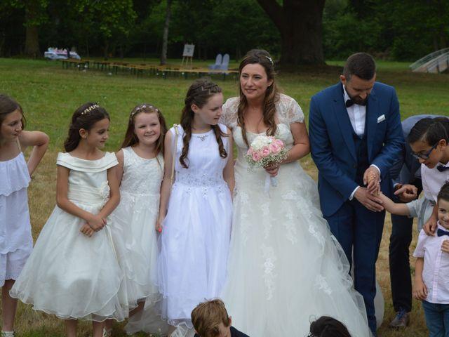 Le mariage de Florian et Audrey à Maxent, Ille et Vilaine 87