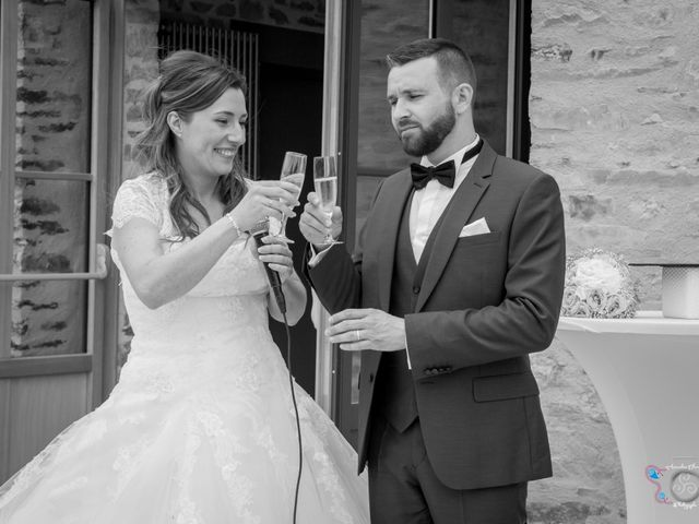 Le mariage de Florian et Audrey à Maxent, Ille et Vilaine 88