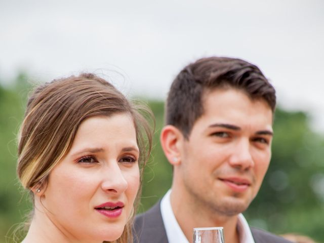 Le mariage de Florian et Audrey à Maxent, Ille et Vilaine 91