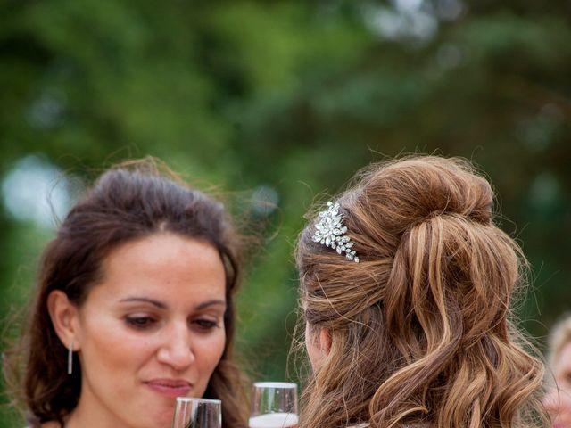 Le mariage de Florian et Audrey à Maxent, Ille et Vilaine 92