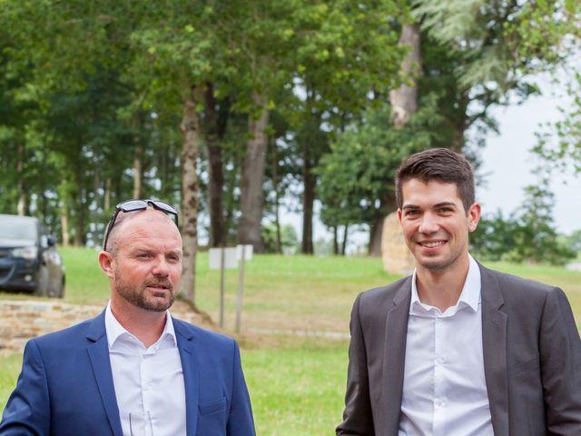 Le mariage de Florian et Audrey à Maxent, Ille et Vilaine 100