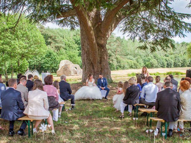 Le mariage de Florian et Audrey à Maxent, Ille et Vilaine 121