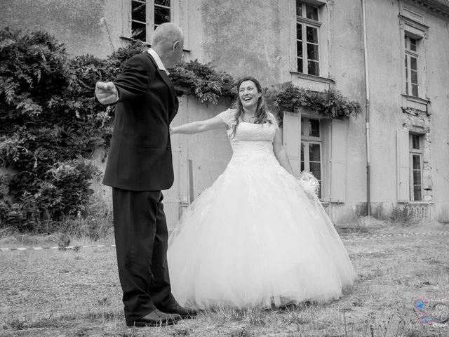 Le mariage de Florian et Audrey à Maxent, Ille et Vilaine 124