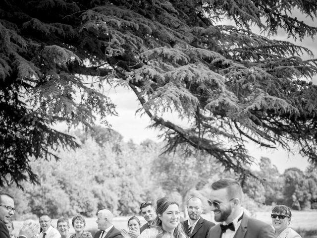 Le mariage de Florian et Audrey à Maxent, Ille et Vilaine 125