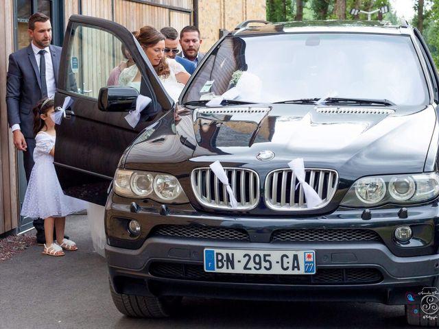 Le mariage de Florian et Audrey à Maxent, Ille et Vilaine 131