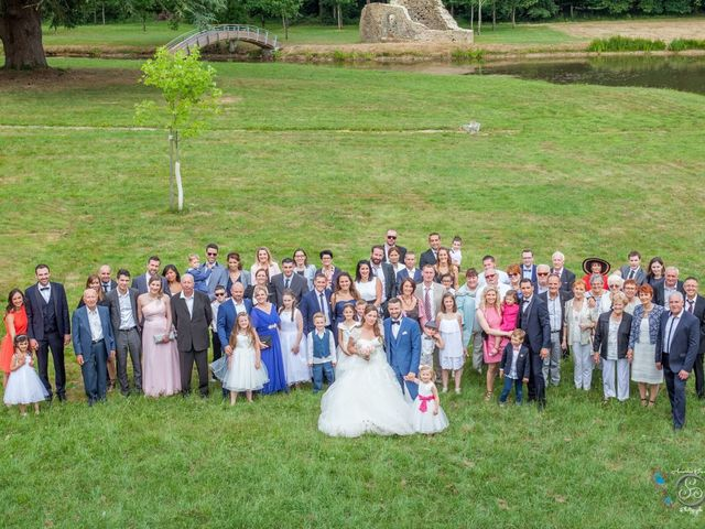 Le mariage de Florian et Audrey à Maxent, Ille et Vilaine 143