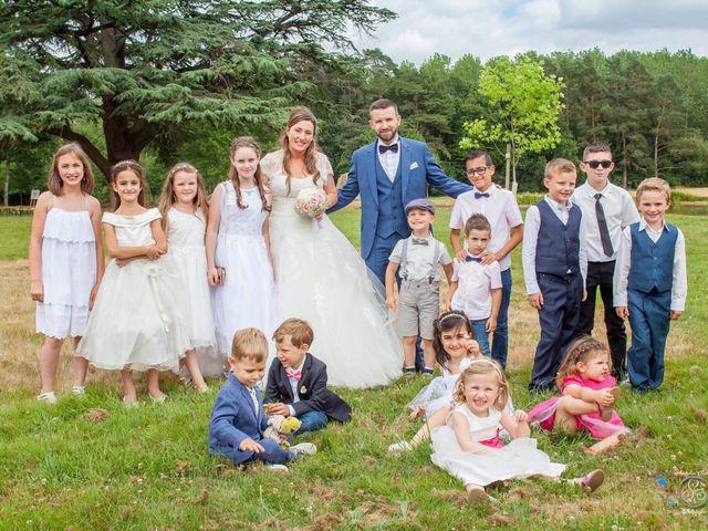 Le mariage de Florian et Audrey à Maxent, Ille et Vilaine 145