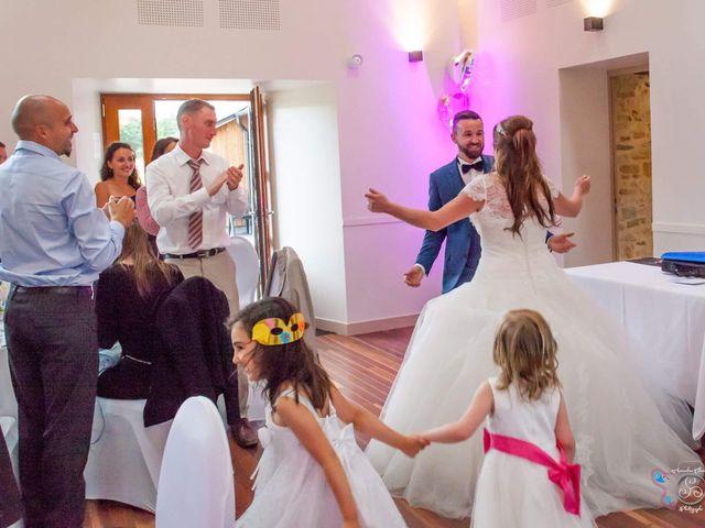 Le mariage de Florian et Audrey à Maxent, Ille et Vilaine 149