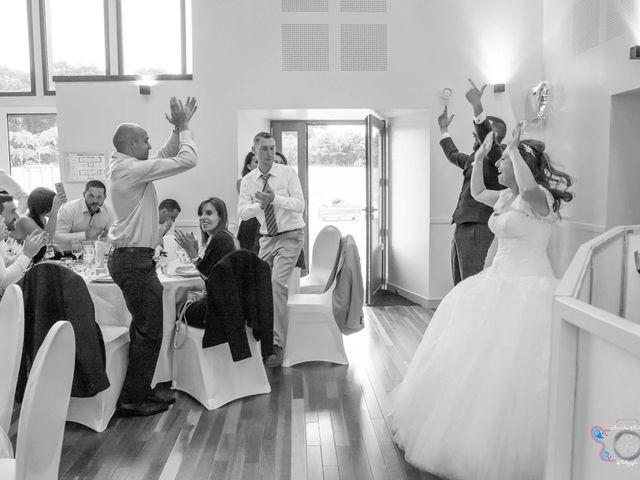 Le mariage de Florian et Audrey à Maxent, Ille et Vilaine 153