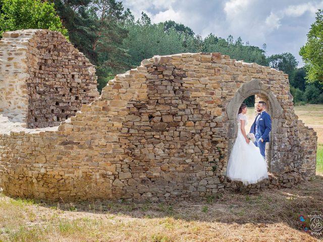 Le mariage de Florian et Audrey à Maxent, Ille et Vilaine 174