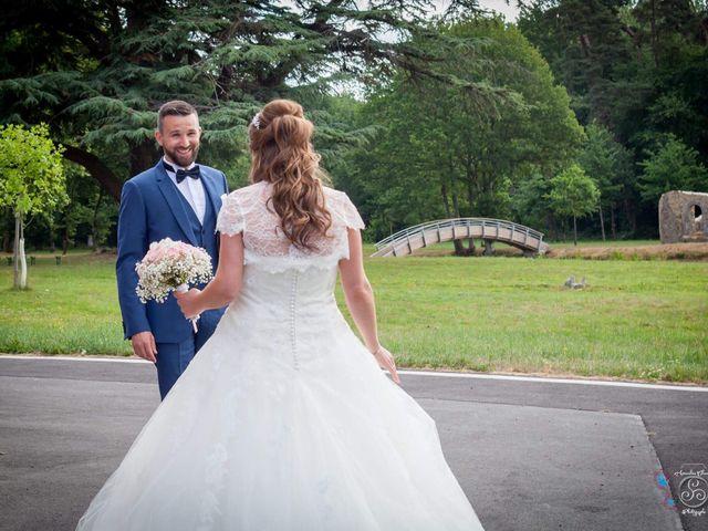 Le mariage de Florian et Audrey à Maxent, Ille et Vilaine 175