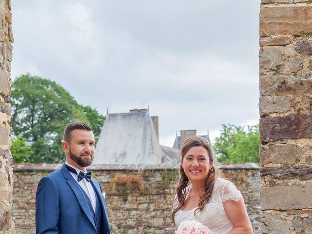 Le mariage de Florian et Audrey à Maxent, Ille et Vilaine 176