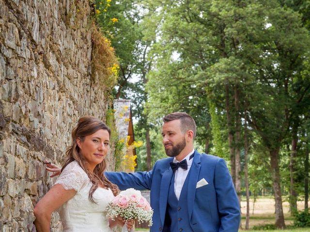 Le mariage de Florian et Audrey à Maxent, Ille et Vilaine 177