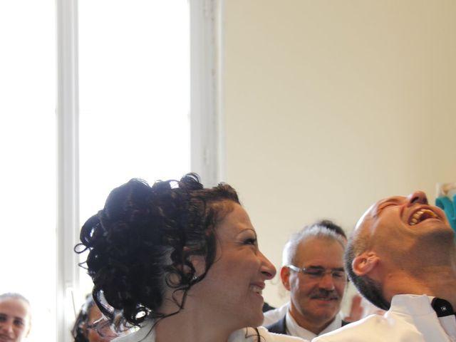 Le mariage de Aurélie et Mickaël à Calleville, Eure 3