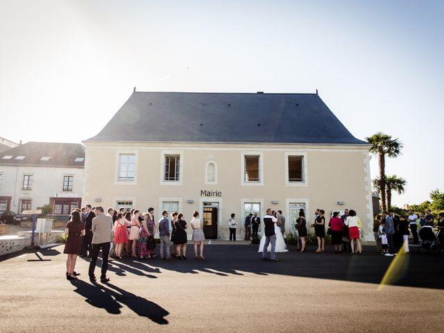 Le mariage de Thomas et Severine à Villiers-Charlemagne, Mayenne 12