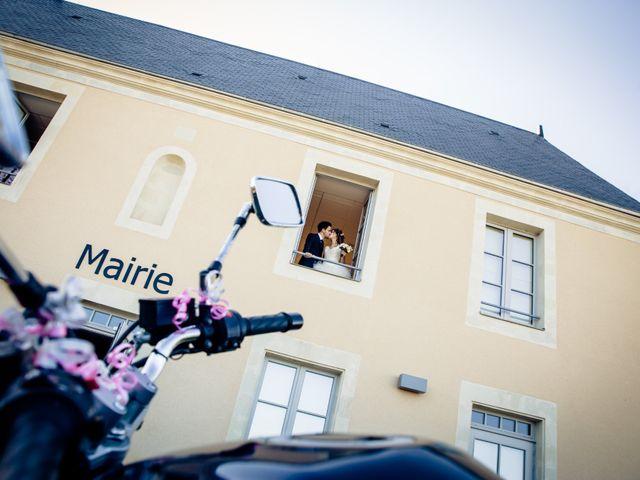 Le mariage de Thomas et Severine à Villiers-Charlemagne, Mayenne 17