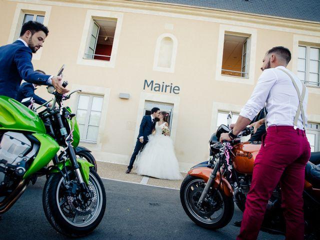 Le mariage de Thomas et Severine à Villiers-Charlemagne, Mayenne 18