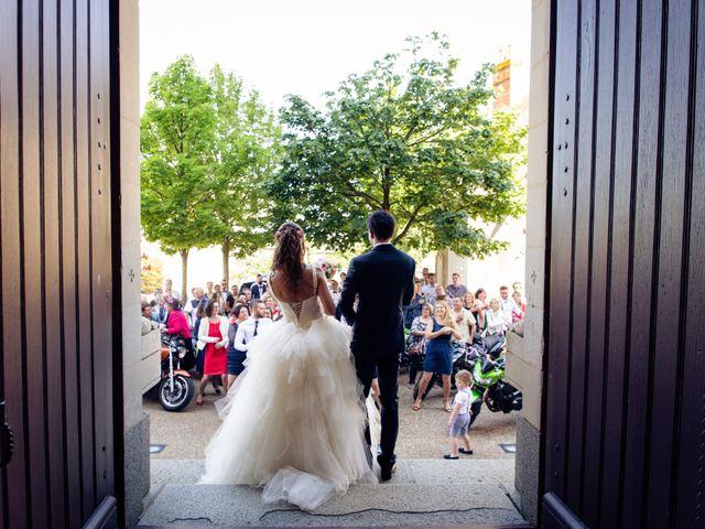 Le mariage de Thomas et Severine à Villiers-Charlemagne, Mayenne 27
