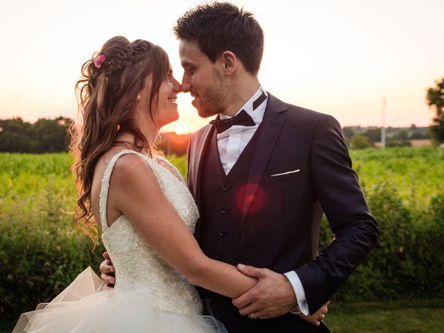 Le mariage de Severine et Thomas
