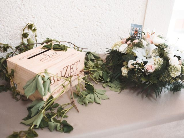 Le mariage de Alexis et Laurie à La Croix-Blanche, Lot-et-Garonne 33