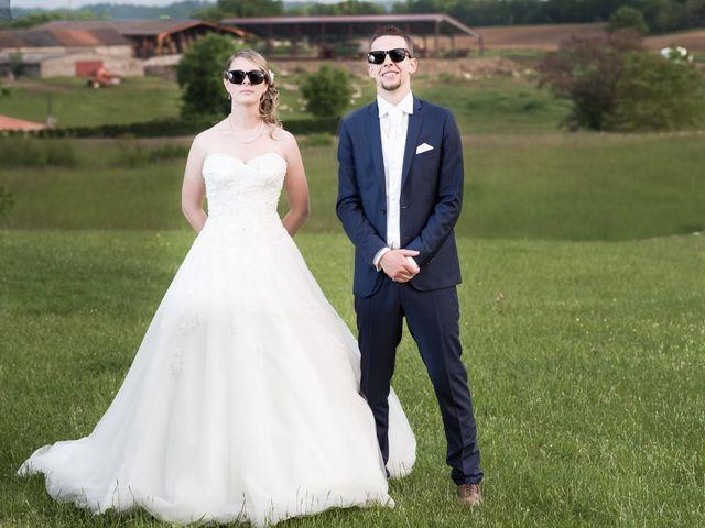 Le mariage de Alexis et Laurie à La Croix-Blanche, Lot-et-Garonne 44