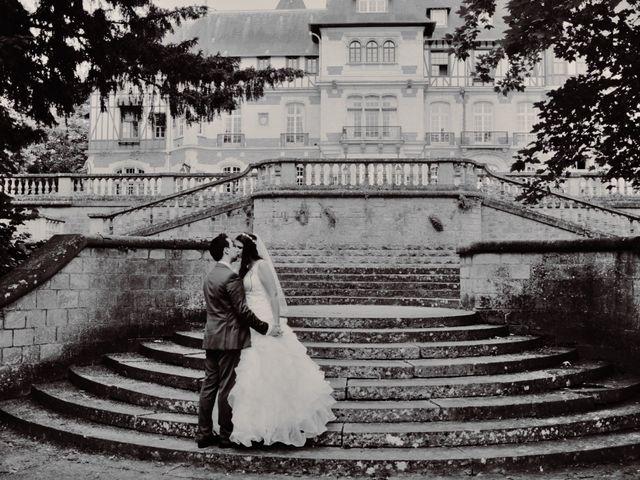 Le mariage de Nicolas et Margaux à Gouvieux, Oise 6