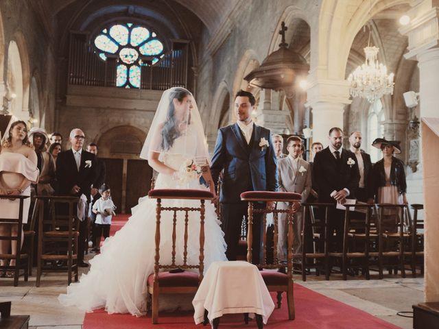Le mariage de Nicolas et Margaux à Gouvieux, Oise 3