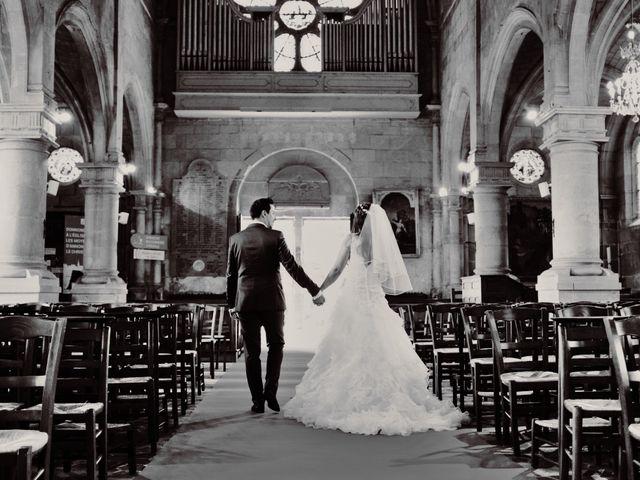 Le mariage de Nicolas et Margaux à Gouvieux, Oise 31