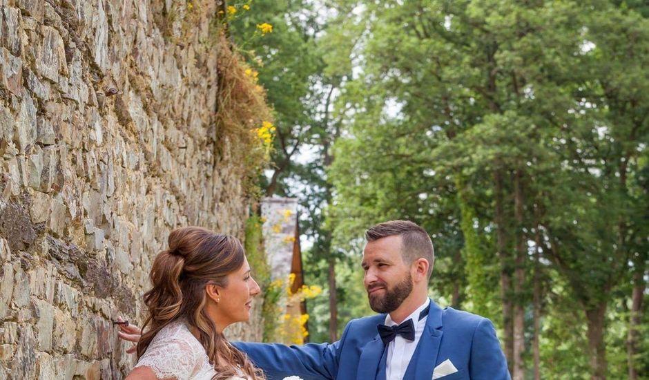 Le mariage de Florian et Audrey à Maxent, Ille et Vilaine