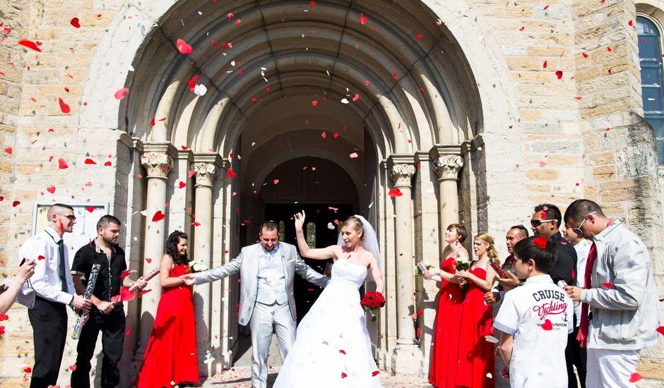 Le mariage de Cyril et Bénédicte à Décines-Charpieu, Rhône