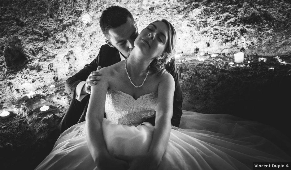 Le mariage de Alexis et Laurie à La Croix-Blanche, Lot-et-Garonne
