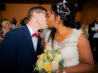 Le mariage de Yaye et Emmanuel