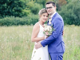 Le mariage de Charlotte et Thomas