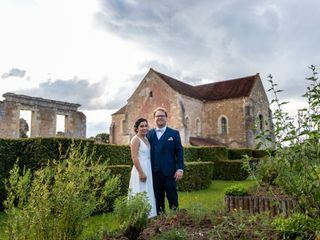 Le mariage de Carla et Antoine