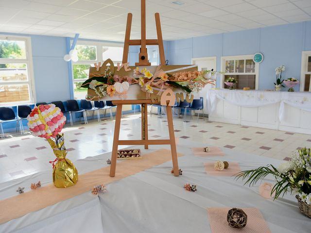 Le mariage de Emmanuel et Yaye à Cucq, Pas-de-Calais 9